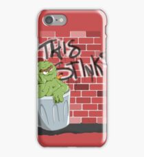 This Stinks! iPhone Case/Skin