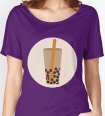 bubble tea Women's Relaxed Fit T-Shirt