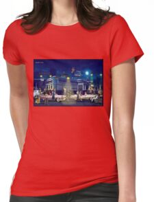 Midnight Cowboys Womens Fitted T-Shirt