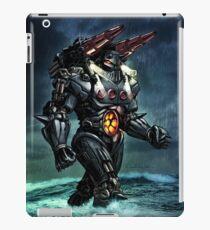 Mecha Baron Karza Jeager iPad Case/Skin