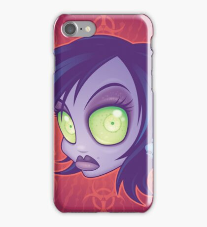 Living Dead Girl iPhone Case/Skin