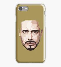 Robert Downey Jr iPhone Case/Skin