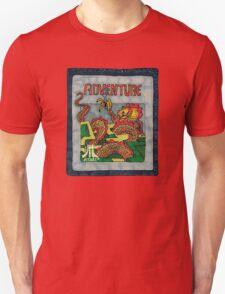 Retro Adventure Game Cartridge Unisex T-Shirt