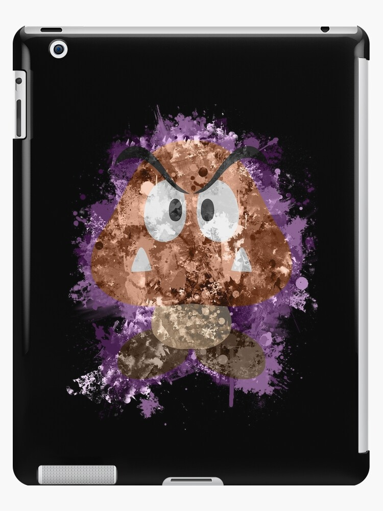 Goomba Splatter by Colossal