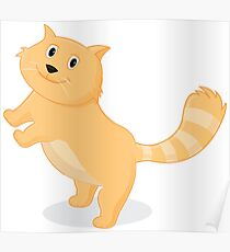 Cute Kitten Poster