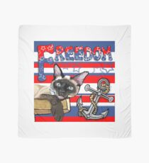Freedom - The Lucky Cat Scarf