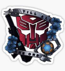 Autobot Sticker
