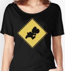 Yoshi Crossing Women's Relaxed Fit T-Shirt