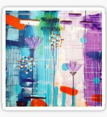Summer In Bloom Sticker