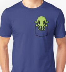 Pocket Cthulhu Unisex T-Shirt