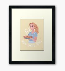 What Baking Can Do Framed Print