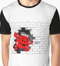Kool Aid Man x Pink Floyd Graphic T-Shirt