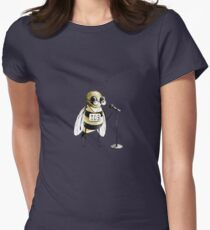 Spelling Bee Womens Fitted T-Shirt