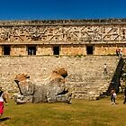 Governor's Palace - Uxmal by Yukondick