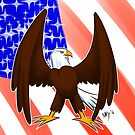 American Eagle by YeagerComics