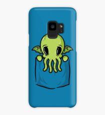Pocket Cthulhu Case/Skin for Samsung Galaxy