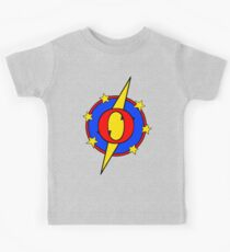 My Cute Little Super Hero - Letter O Kids Clothes