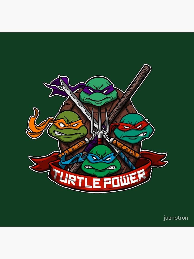 Turtle Power! von juanotron