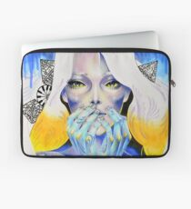 Goddess of Anxiety Laptop Sleeve