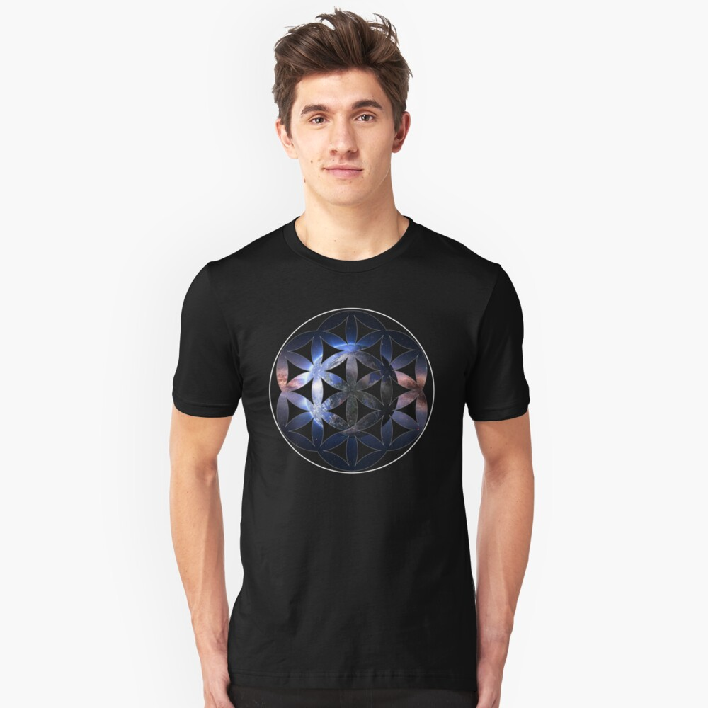 SEED_OF_GAIA_6 Unisex T-Shirt Front