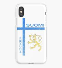 Finland Hockey iPhone Case/Skin