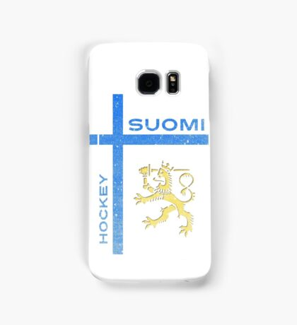 Finland Hockey Samsung Galaxy Case/Skin
