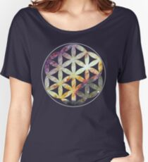 SEED_OF_GAIA_7 Women's Relaxed Fit T-Shirt