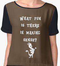 Discord - What fun is there in making sense? Chiffon Top