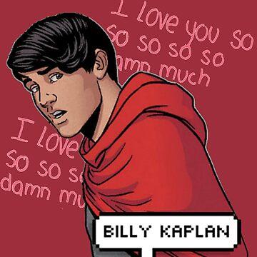 ily billy !!! <3 by Rilene