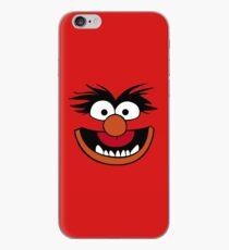 Animal Muppet (Orange Lips&Nose) iPhone Case