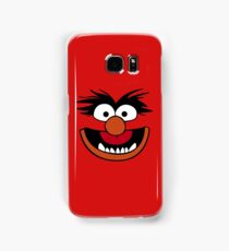 Animal Muppet (Orange Lips&Nose) Samsung Galaxy Case/Skin