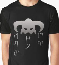 Fus Ro Dah - In Dragon Language Graphic T-Shirt