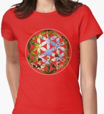 SEED_OF_GAIA_9 Women's Fitted T-Shirt