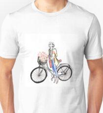 Flower Market Day Unisex T-Shirt