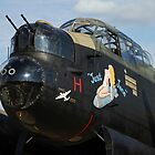 "Lancaster """"Just Jane"" at East Kirkby 2016 by PhilEAF92"