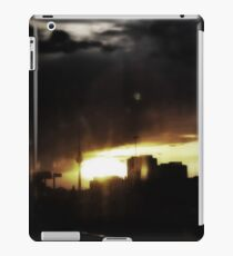 Berliner Skyline iPad-Hülle & Klebefolie