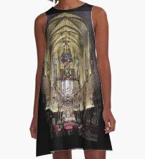 Palma Majorca Cathedral A-Line Dress