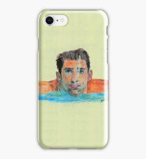 Michael Phelps iPhone Case/Skin