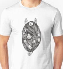 Te To Kami No Ke Unisex T-Shirt
