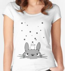 My Neighbour Women's Fitted Scoop T-Shirt