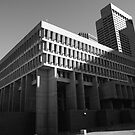 Brutalist Boston by vonb