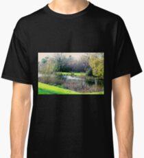 Meander in autumn in Deloraine Classic T-Shirt