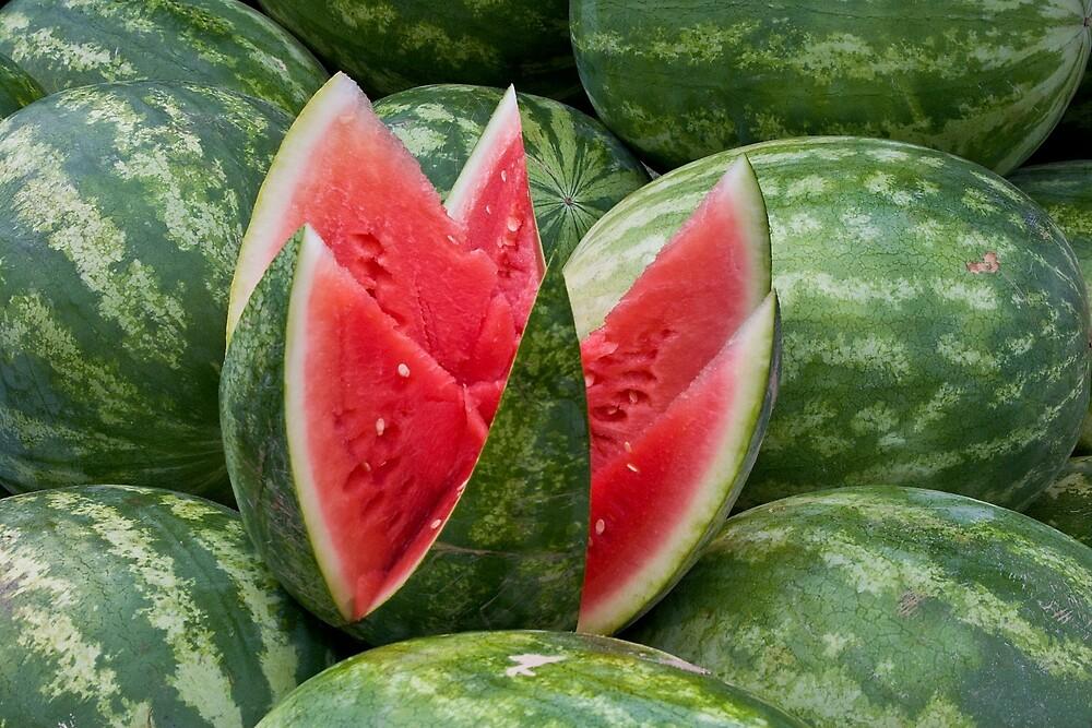 Watermelon by David Chesluk