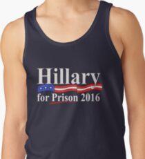 Hillary for Prison 4 Men's Tank Top