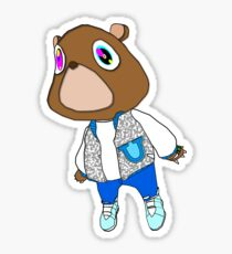 Graduation bear Sticker