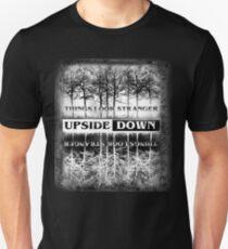 Stranger Things - Upside Down Design T-Shirt