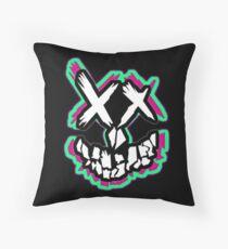 Neon Squad... Throw Pillow