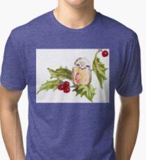One Little Bird ♪♪♪♫ Tri-blend T-Shirt