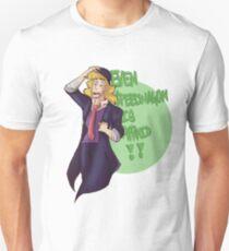 Even Speedwagon is Afraid Unisex T-Shirt