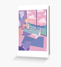 Dream: Kirk Greeting Card